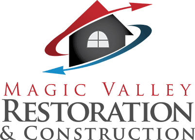 Magic Valley Restoration & Construction Logo